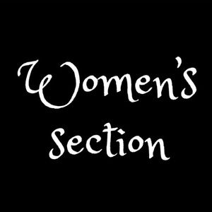 Women's section